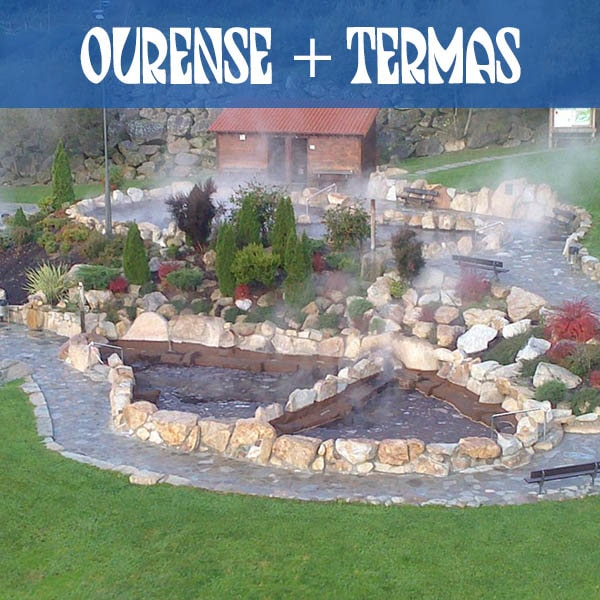 Ourense Terme Galicia Travels